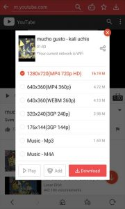 VidMate HD Video Downloader & Live TV 5